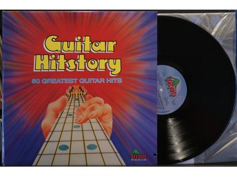 Guitar Hitstory – 50 Greatest Guitar Hits – LP