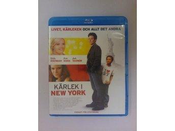 BluRay - Kärlek I New York, Ny inte inplastad - Mariestad - BluRay - Kärlek I New York, Ny inte inplastad - Mariestad