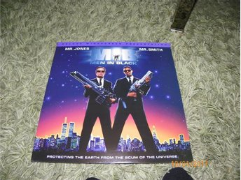 Men in Black - THX AC-3 - Deluxe Widescreen presentation 2LD - Forshaga - Men in Black - THX AC-3 - Deluxe Widescreen presentation 2LD - Forshaga