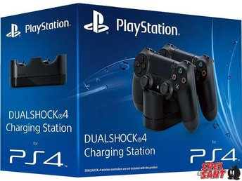 Sony Playstation Dualshock 4 Charging Station - Norrtälje - Sony Playstation Dualshock 4 Charging Station - Norrtälje