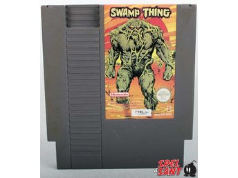 Swamp Thing DAS