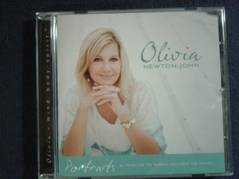 Olivia Newton-John Portraits CD
