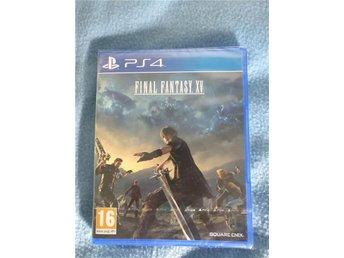 Final Fantasy XV, ny och oöppnad - Gamleby - Final Fantasy XV, ny och oöppnad - Gamleby