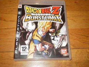 DRAGONBALL Z BURSTLIMIT (PS3) Playstation 3  NYSKICK