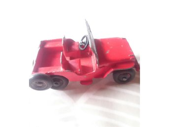 Jeep Dinky Toys 1950 - tal