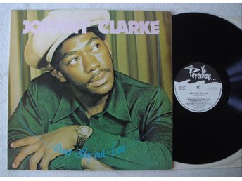 JOHNNY CLARKE - Don't Stay Out Late, UK-1977 Paradise lbl.