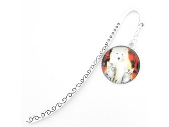 Dog bokmärke / Hund bookmark
