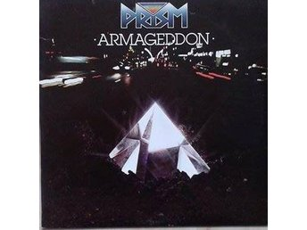 Prism title* Armageddon* Pop Rock US LP