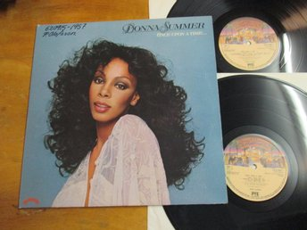 "Donna Summer ""Once Upon A Time"""