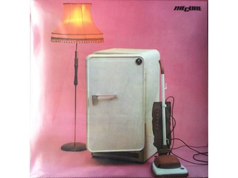 THE CURE - THREE IMAGINARY BOYS 180G NY LP