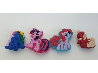 My little pony  skosmycken/ crocs