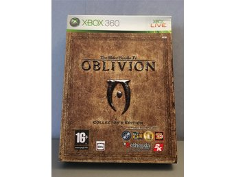 Oblivion: Collector's Edition (Xbox 360)