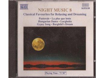 NIGHT MUSIC 8 - Classical favourites for relaxing & dreaming (Schubert, Mozart) - åkersberga - NIGHT MUSIC 8 - Classical favourites for relaxing & dreaming (Schubert, Mozart) - åkersberga