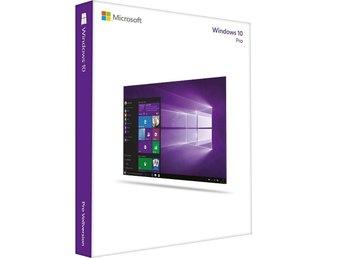Microsoft Windows 10 Pro - årsta - Microsoft Windows 10 Pro - årsta