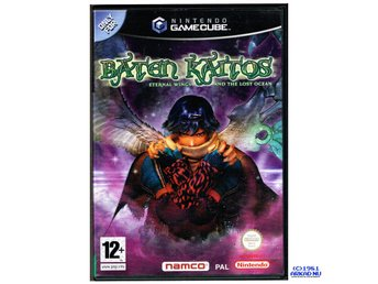 BATEN KAITOS ETERNAL WINGS AND THE LOST OCEAN GAMECUBE