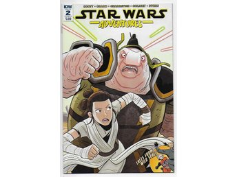 Star Wars Adventures # 2 Cover A NM Ny Import