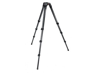MANFROTTO Stativben Video Kolfiber 536