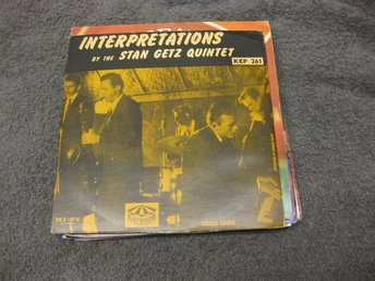 Interpretations by the Stan Getz Quintet