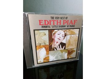 EDITH PIAF - The Very Best Of CD