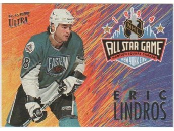 ULTRA 94-95 All Star Game # 03 LINDROS Eric
