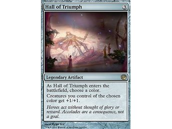 Magic the Gathering - Journey into Nyx - Hall of Triumph - FOIL