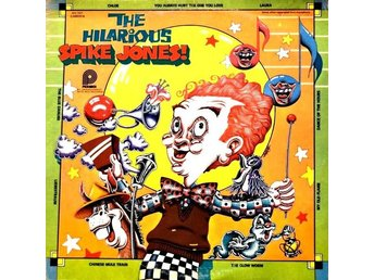 LP The hilarious Spike Jones!
