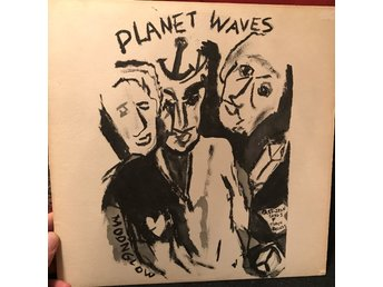 Bob Dylan-Planet waves, made in USA the band