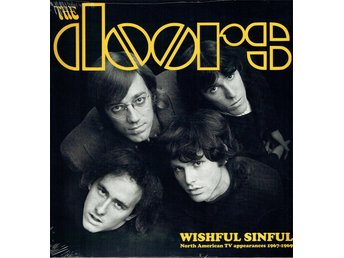 THE DOORS - WISHFUL SINFUL. LP