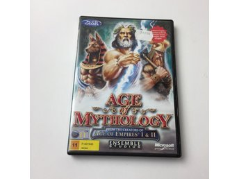 Microsoft, Datorspel, Age of Mythology