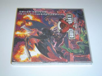 Guilty Gear X Sega Dreamcast Original Soundtrack Musik *NYTT*