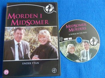 MORDEN I MIDSOMER, UNDER YTAN,  DVD, FILM