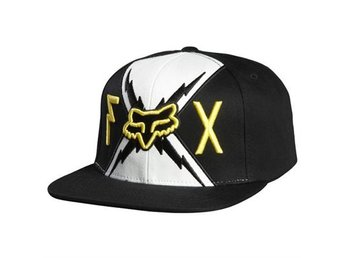 Fox Big Boltz Snapback Black/White OS (REA 20%)
