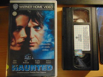 HAUNTED Vhs film av Francis Ford Coppola