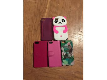 5st iPhone 5/5S-skal