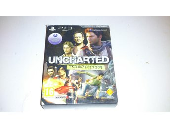 - Uncharted Trilogy Edition PS3 -