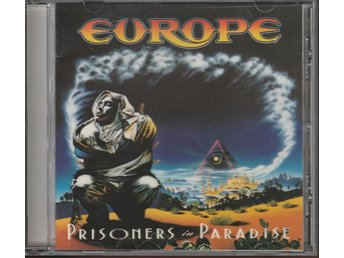 EUROPE - PRISONERS IN PARADISE CD NYSKICK!