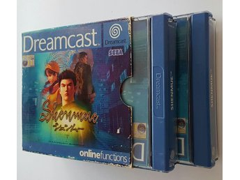 SHENMUE WITH SLIPCASE