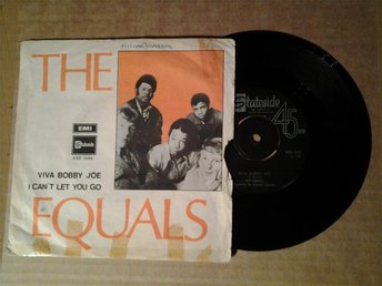 The Equals - Viva Bobby Joe + I Can't Let You Go