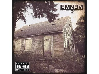 Eminem: Marshall Mathers LP vol 2 (2 Vinyl LP)