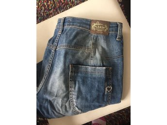 Please jeans strlk medium