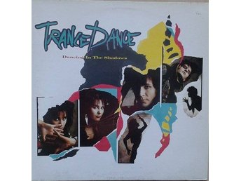 Trance Dance title* Dancing In The Shadows* Pop Rock, Synth-pop Scandinavia LP