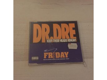 DR. DRE - KEEP THEIR HEADS RINGIN´. (CD)