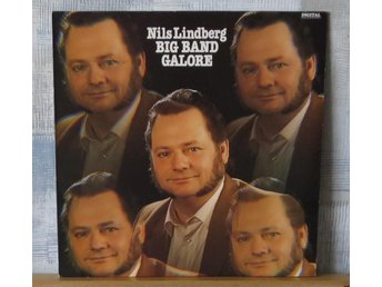 NILS LINDBERG :: BIG BAND GALORE  (LP)