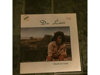 "DEE LEWIS - STUCK ON LOVE. (NEAR MINT 12"")"