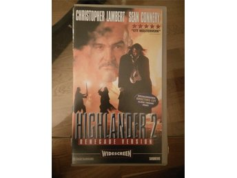 Highlander 2 Widescreen