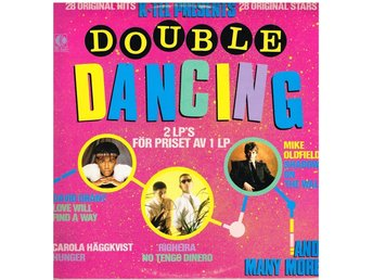 Double Dancing LP
