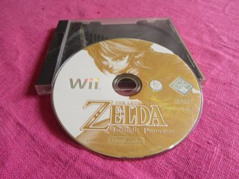 Nintendo Wii - The Legend Of Zelda Twilight Princess