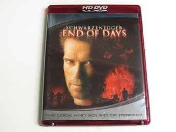 END OF DAYS (HD DVD) Arnold Schwarzenegger