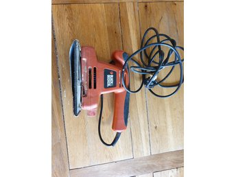 Slipmaskin Black&Decker