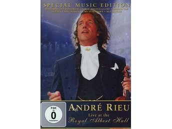 Rieu André: Live at Royal Albert Hall (DVD)